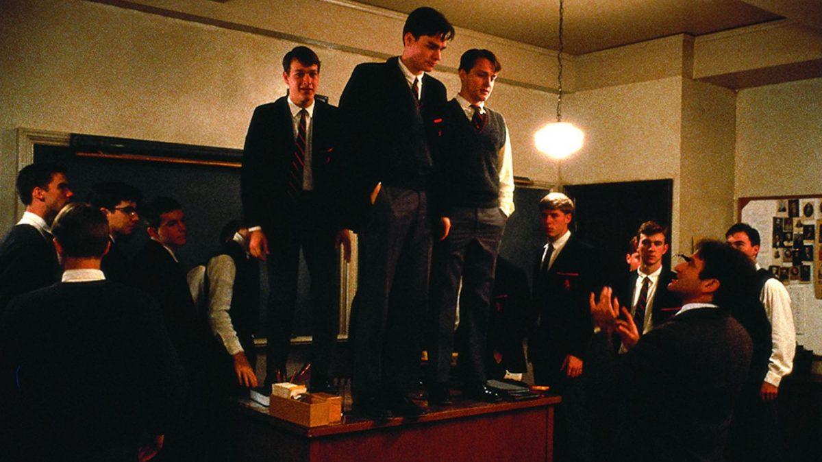 """Dead Poets Society"" (1989)รำลึกวันวานกับหนังเก่า"