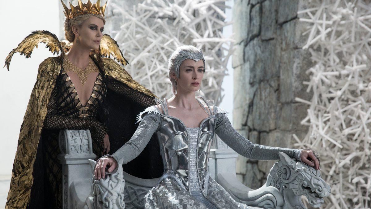 ภาพยนตร์ พรานป่าและราชินีน้ำแข็ง