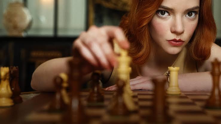 Reviews The Queen's Gambit