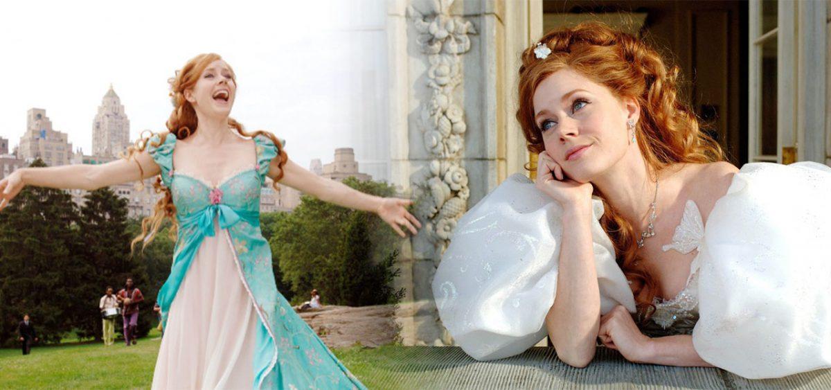 รีวิว หนัง Enchanted 2007