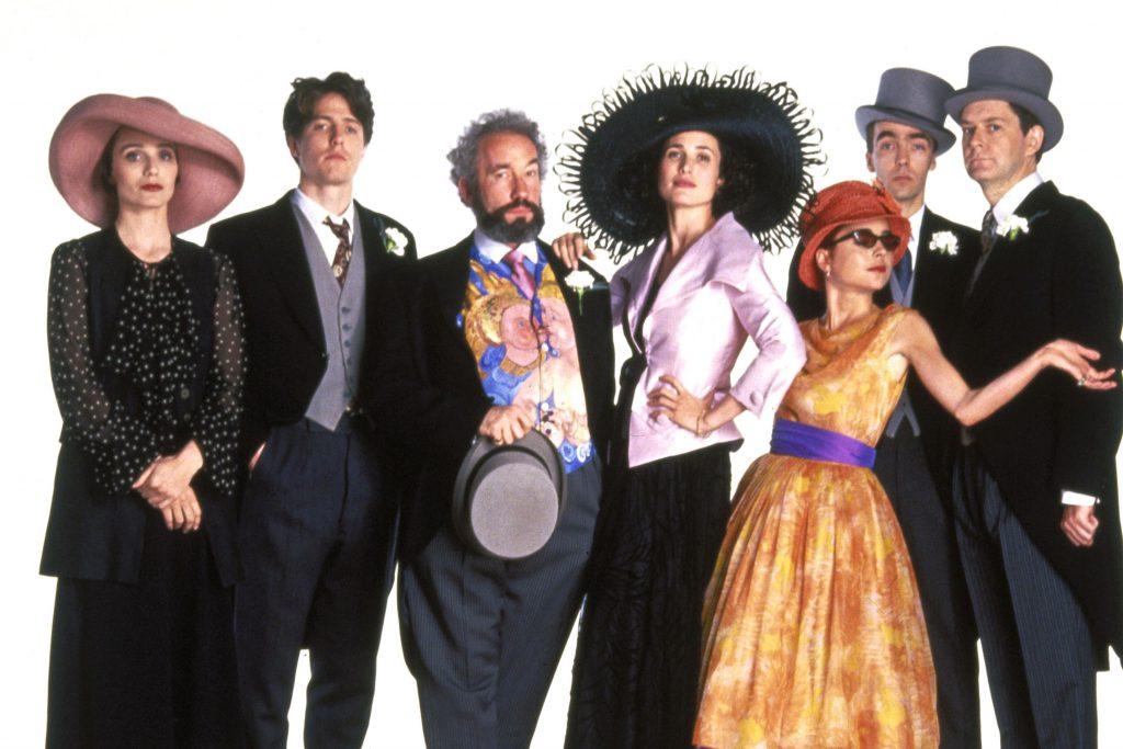 รีวิว หนัง FOUR WEDDINGS AND A FUNERAL (1994)